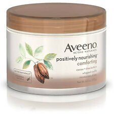 Aveeno Positively Nourishing 24-Hour Ultra-Hydrating Whipped Souffle 6 oz 170g