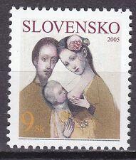SLOVAKIA 2005 **MNH SC# 471 Family