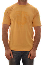 Regatta Da Uomo barriera T SHIRT Peanut GIALLO SMALL ms327 B7