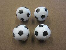 4 Soccer Ball Foosball Fussball Balls  FREE Shipping