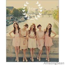 Je t'aime, KARA Photo Book KARA in Paris KPOP Korea Girl group Dance group BOA03