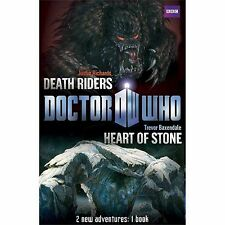 Doctor Who: Young Reader Adventures Book 1 - Heart of StoneDeath Rider-ExLibrary