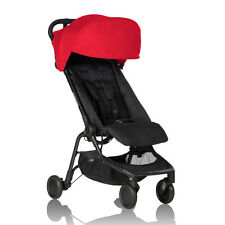 Mountain Buggy Nano V2 - ruby rot NEU + SOFORTLIEFERUNG ! inkl. Reisetasche