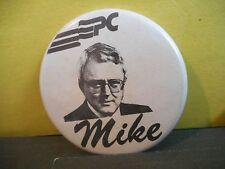 PC Campaign Button Pinback Canada Election Political Pin,Mike