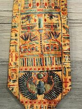 LOS ANGELES COUNTY MUSEUM OF ART (LACMA) EGYPTIAN ART SILK MENS NECKTIE TIE