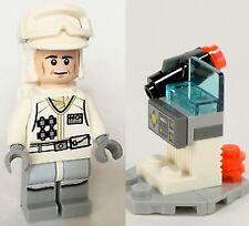 LEGO Star Wars Hoth Rebel Tropper & Command Post Christmas minifigure Lot advent