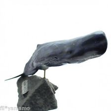 Kaiyoukoubou Sperm Whale Excellent Figure Fish Carving True to Life Resin New