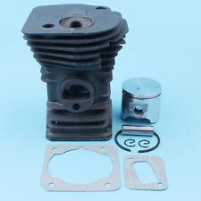 42mm Cylinder Piston Muffler Gasket Kit fit Jonsered CS2145, CS2141, 2145 Turbo