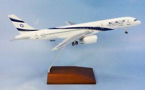 Risesoon (Skymarks) EL AL BOEING 757-258 4X-EBU 1:150 New in box very Rare