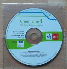 GREEN LINE 1 Englisch ?1x CD ROM? Lern Übungssoftware Gymn. Kl. 5