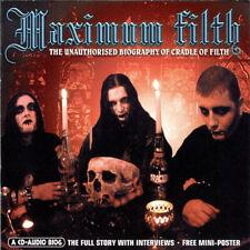 CRADLE OF FILTH - MAXIMUM FILTH - CD ALBUM our ref 1672