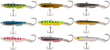 Johnson Johnny Darter With Internal Rattle All Sizes & Colors Variation Listing