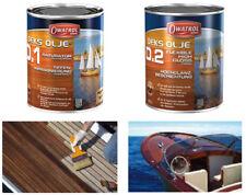Owatrol Deks Olje D1 & D2 Marine Holzöl Holzboot Schiff Lacköl Teakholz