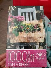 1000 Piece CARDINAL JIGSAW PUZZLE Sealed Bouquet of Flowers