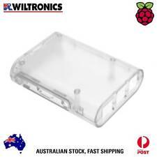 Raspberry Pi3 Clear Ergonomic Case RPi3024CLR