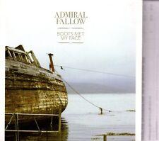 ADMIRAL FALLOW - Boots Met My Face - CD Album *Gatefold Digipak* *FREE UK P&P*