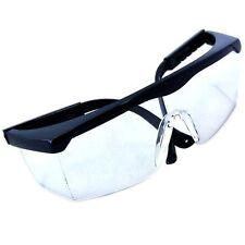 HQRP Gafas protectoras de UV, resistentes a los impactos, transparentes
