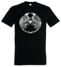 HUGIN AND MUNIN II T-SHIRT - Odhin Odin Ravens und Raben German God