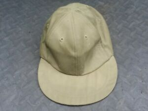 US Army OG-106 cap, field, hot weather size 6 7/8 Military Hat Green Vietnam Era