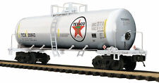 MTH Premier Trains Texaco Tank Car O Scale Freight Cars 20-96289