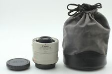 【Mint】Canon Extender EF 2×Ⅱ Teleconverter for EF Mount From Japan #10