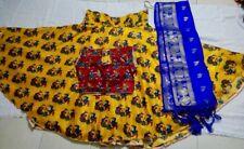 Chaniya Choli Lehenga ghagra Sarara Kuchi Rabari BANJARA garba Navratri Indian