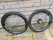 "Spank Oozy 345 MTB wheels 27.5"" 650b Wheel set Boost Inc cassette Eddy currents"