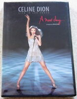 CELINE DION A New Day Live in Las Vegas DVD SOUTH AFRICA Cat# DVDCOL7362 PAL