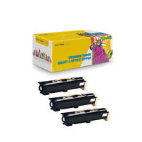 Black 113R00668 Compatible Toner Cartridge for Xerox  Phaser 5500 5550 3Pack