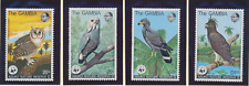 Gambia Stamps Scott #381 To 384, Mint Never Hinged