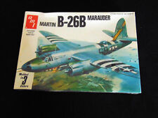 AMT Matchbox 1:72 B-26B Marauder SEALED Free Shipping