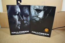 Neca HALLOWEEN 2018 Ultimate MICHEAL MYERS & LAURIE STRODE Action Figures BNIB