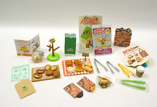 Re-Ment Bakery Sweets, Retired Sets Lot mixed miniature