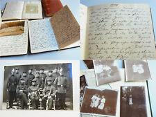 Carl von der Vecht (*1856): 3 Tagebücher SOEST 1900-1929 & Reisetagebuch. UNIKAT