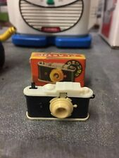 Vintage Plastic Camera Viewer With Box