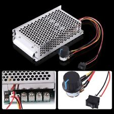 10-50V 100A 5000W 12 24 Dc Motor Speed Controller Pwm Control Switch Governor