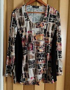 Doris Streich. Langarm Shirt Gr.50