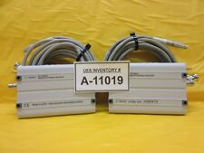 Agilent E1708A Remote Dynamic Receiver with Cable 10880-60201 Lot of 2 Used