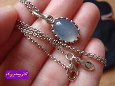 Pandora Chalcedony Pendant 390321CA & Chain Necklace Adjustable Necklace 590412