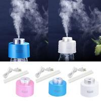 Caps Ultraschall Luftbefeuchter USB Nebel Hersteller Aroma Ätherisches Diffuser