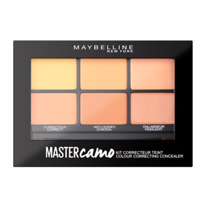 Maybelline Master Camo Colour Correcting Concealer Palette - 02 Medium Color