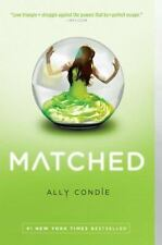 Matched 1 by Ally Condie (2011, Paperback)