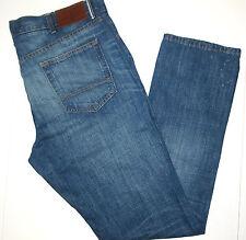 Tommy Hilfiger straight leg men's jens size 40x34 med wash