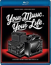 Your Music Your Life / Various [New Blu-ray]