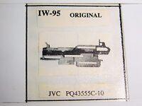 IDLER WHEEL / IW95 / JVC PQ43555C-10 / VCR / 1 PIECE (qzty)