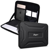 """13-13.3"""" Laptop Sleeve Bag Hard Cover Case For Macbook HP/DELL Computer Notebook"""