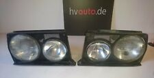 Headlight Headlights Fari Lancia Delta Integral Complete Set Left+Right