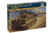 ITALERI 6507 - 1/35 tedesco PzKpfw VI Tiger I Esegui. e (Mid. Production) - NUOVO