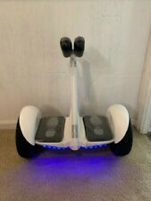 Segway Ninebot S Smart Self-Balancing Electric Transporter - Low Miles!