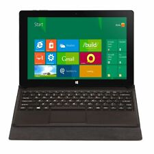 "iRULU 10.1"" Windows10 Netbook Intel 32GB Quad Core Bluetooth Laptop Tablet PC"